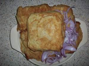 bread-omlete