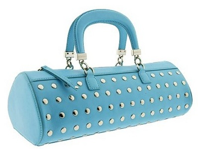 Shiny Barrel Handbags