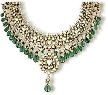 jaipur kundan jewellery